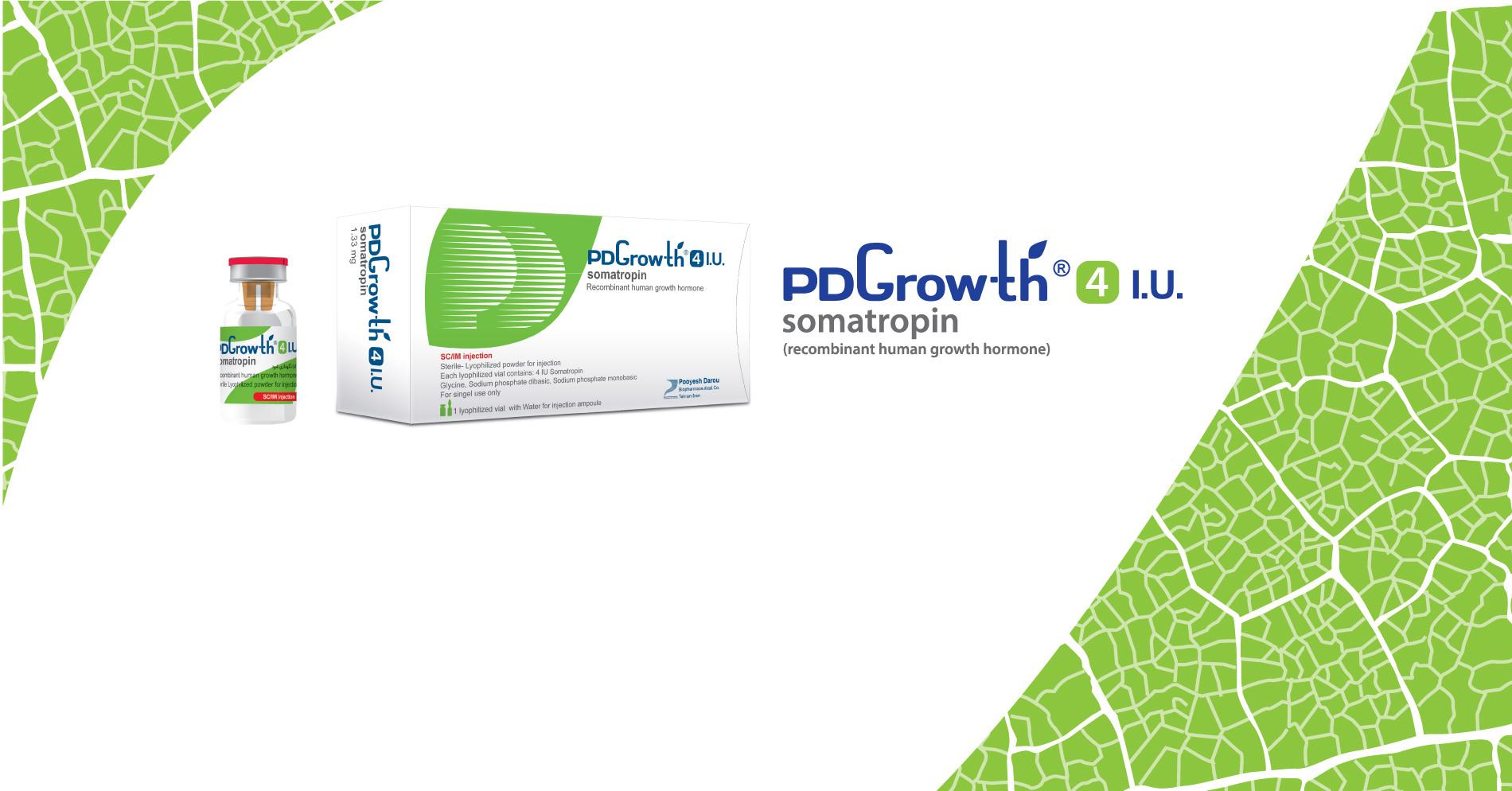 Pooyesh Darou: PDgrowth®